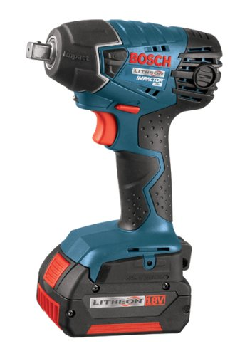 Bosch 24618-01 Cordless Impact Wrench Review