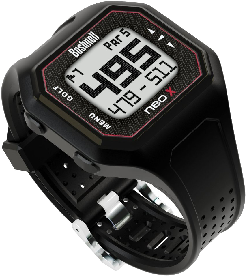 Bushnell Neo X - Golf GPS Watch Review
