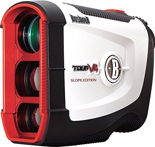 Bushnell Tour V4 Golf Range finder – Best Hybrid Laser Rangefinder
