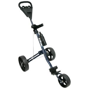Intech Tri Trac 3-Wheel Golf Push Cart Review