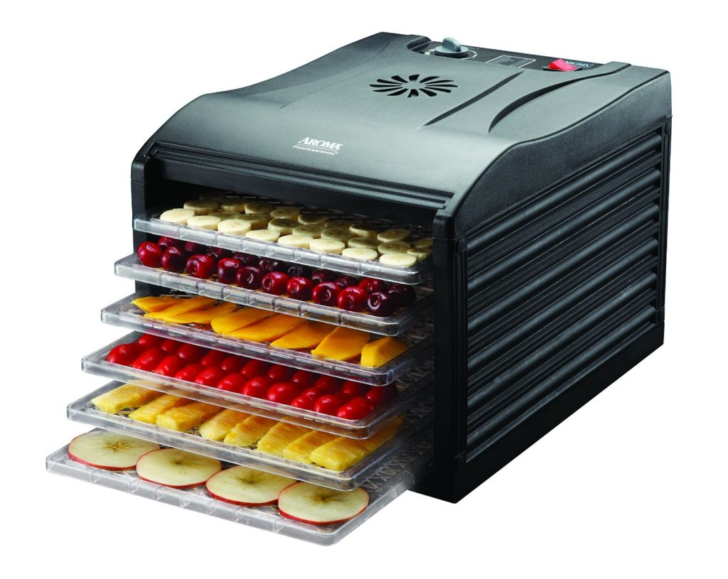 Aroma 6-Tray Food Dehydrator Review