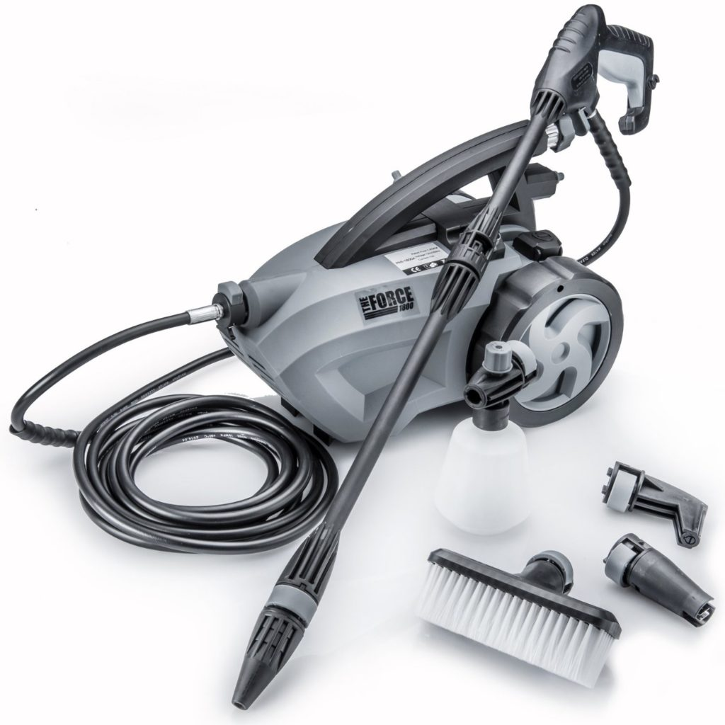 PowerHouse International Force 1800 Electric Pressure Washer