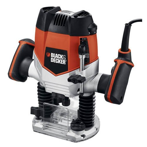 Black & Decker RP250 wood router review