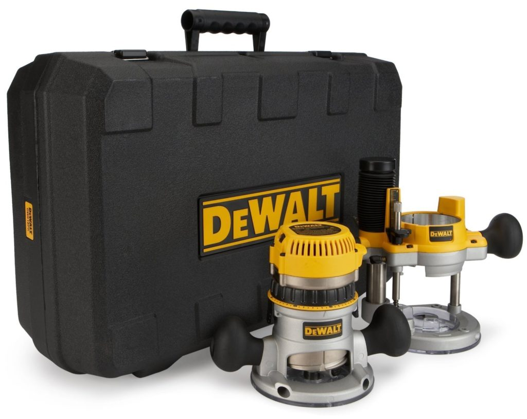 DeWalt DW618PKB Wood router Review