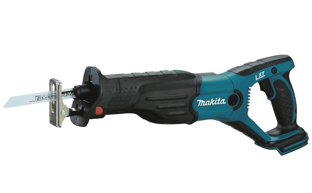 Makita XRJ02Z Reciprocating Saw Review