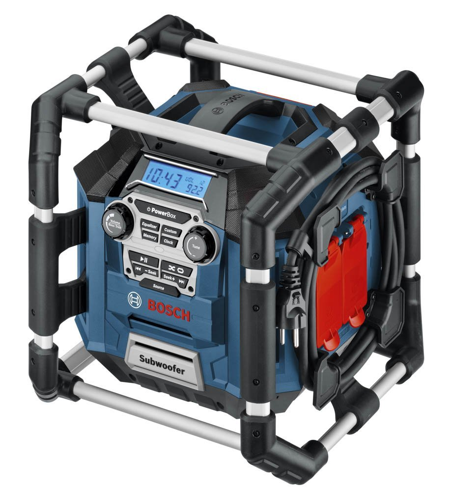 Bosch PB360S best Jobsite radio1