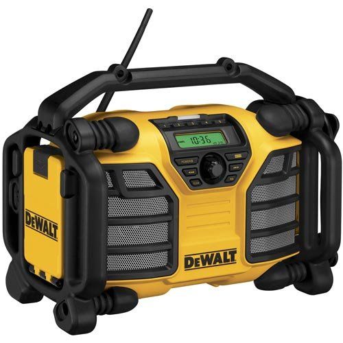 DeWalt DCR015 Jobsite Radio Review