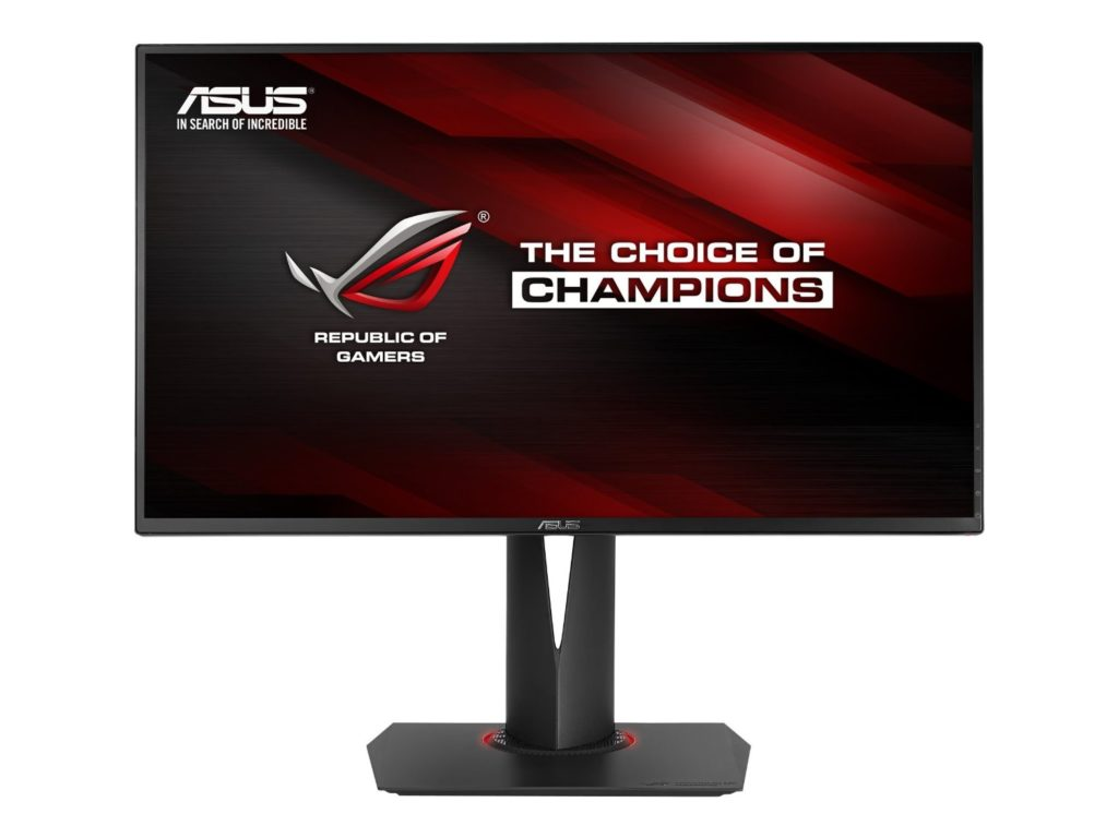 ASUS ROG SWIFT PG278Q – Best 27-inch Gaming Monitor