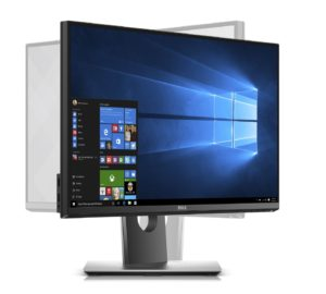 Dell Gaming S2417DG YNY1D Monitor Review– Side View