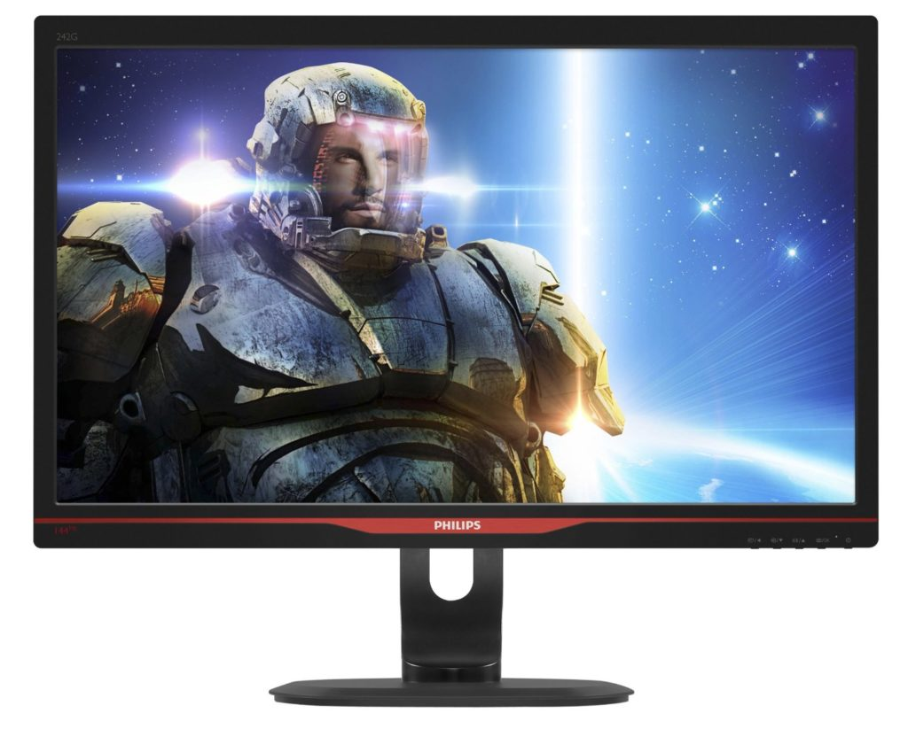 Philips 242G5DJEB – Best Budget 144Hz Monitor