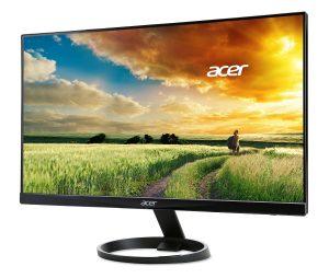 ACER R240HY BIDX IPS Monitor