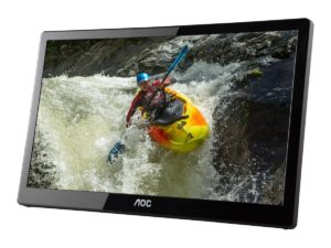 AOC E1659FWUX Portable Monitor