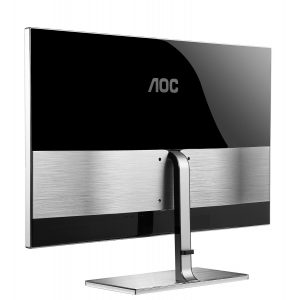 AOC i2777FQ LED IPS Monitor - Back - Right View