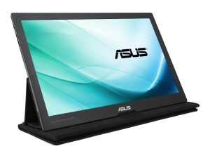 ASUS MB169C Portable Monitor - Side View
