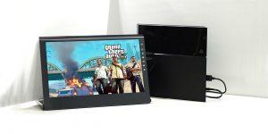 GeChic 2501H Portable Monitor - Gaming