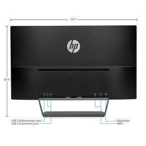 HP Pavilion 1440P Monitor - Back
