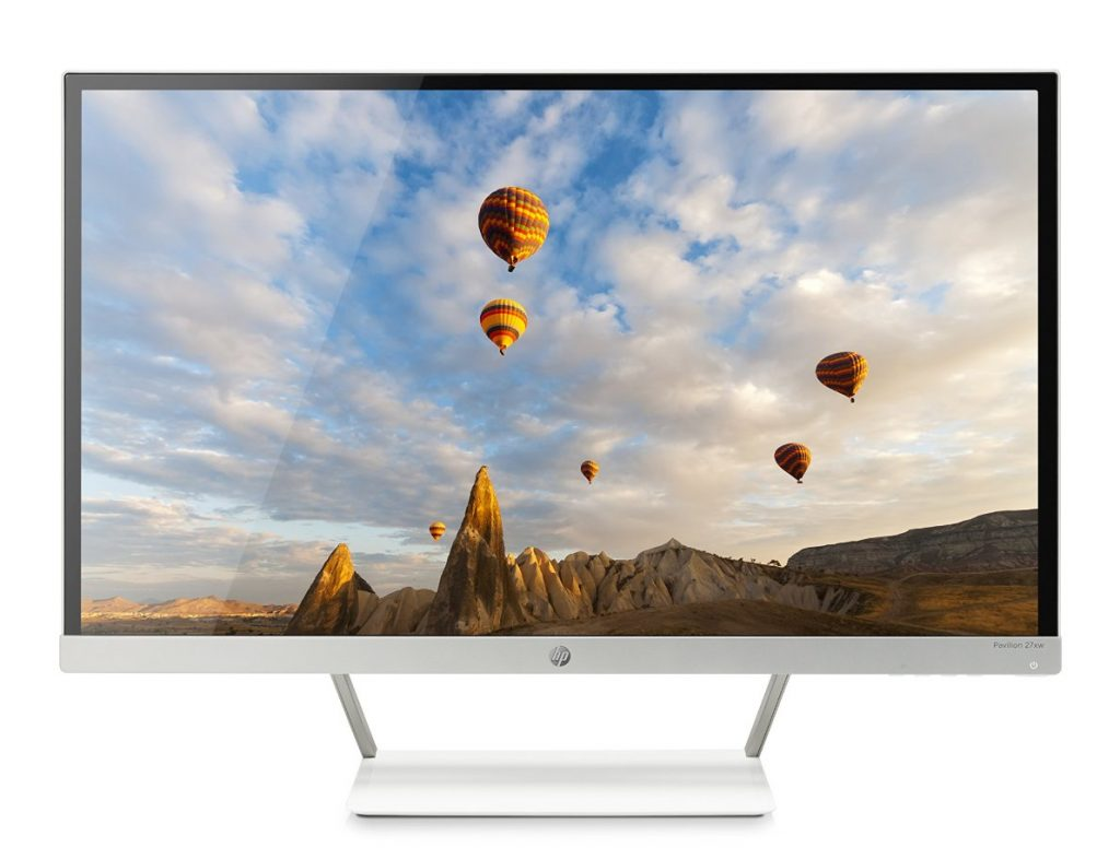 HP Pavilion 27xw – Best IPS Monitor under $200