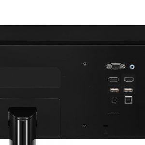 LG 32MA68HY-P IPS Monitor - Ports
