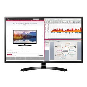 LG 32MA68HY-P IPS Monitor - Screen Split