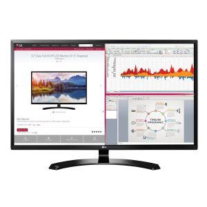 LG 32MA68HY-P IPS Monitor - Screen Split