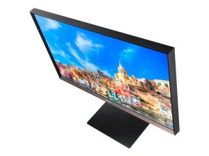 Samsung S27D850T 1440p Monitor - Top View